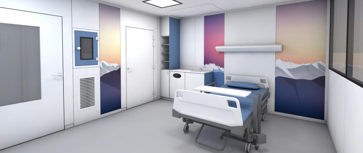 chambre sterile necker